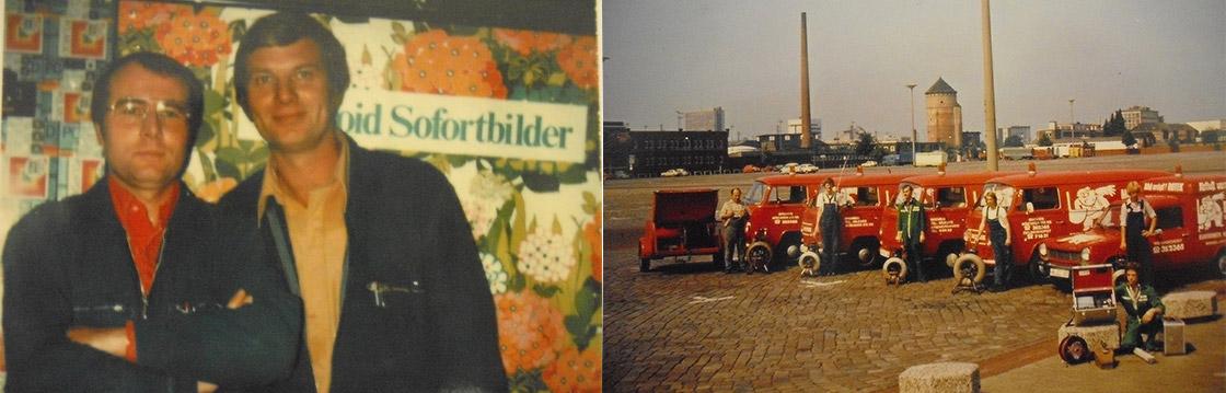 Archievbild 1 zur Historie der Rotek Rohrreinigungs GmbH